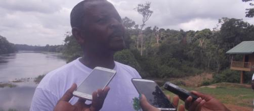 Ernest Onana Chef traditionnel et guide touristique