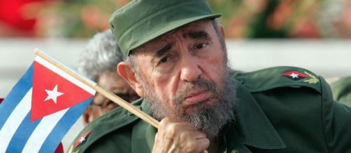 Fidel Castro, in una delle sue ultime apparizioni