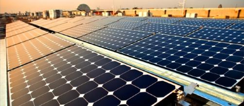 Floating solar panels will complement land-based systems - Intel Free Press https://www.flickr.com/photos/intelfreepress/7169063498