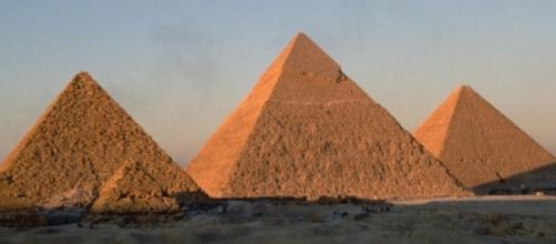 Las ideas cosmológicas de los egipcios eran muy limitadas