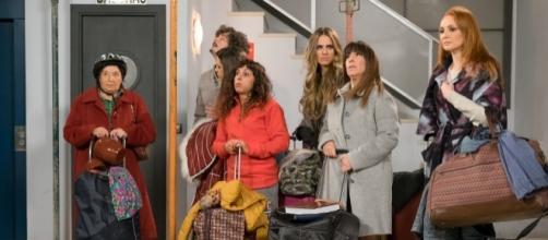 Los vecinos de Montepinar tienen que abandonar sus casas./Telecinco