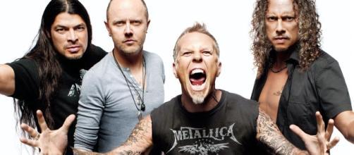 Metallica encabeça a lista dos álbuns mais vendidos em 57 países