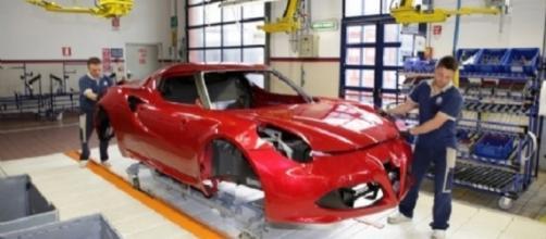 Nuove assunzioni nello stabilimento FCA FIAT di Cassino