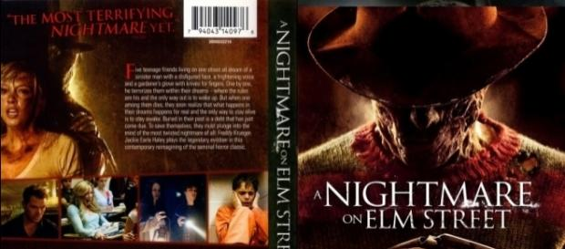 A Nightmare on Elm Street (2010) - Movie DVD Scanned Covers -