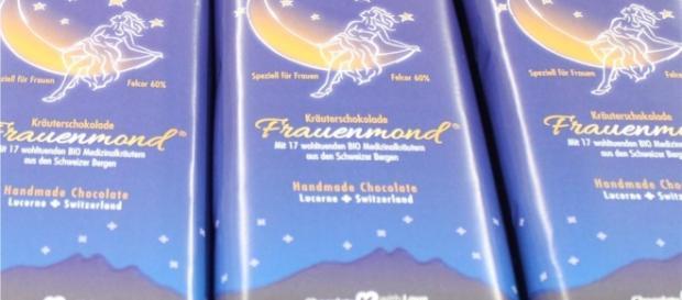 Chocolate suíço promete acabar com as cólicas mentruais