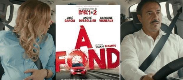 Dans le film À fond, José Garcia est un père de famille au volant d'une voiture dont le régulateur de vitesse reste bloqué
