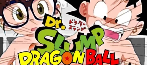 Dr.Slum vs Dragonball nuevo encuentro