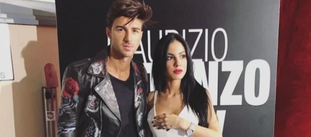Ecco la coppia nel noto show di Maurizio Costanzo.