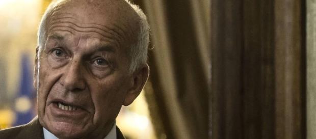 Fausto Bertinotti parla di sinistra e referendum (foto: tvsvizzera.it)