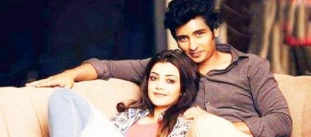 Jiiva and Kajal Aggarwal (Panasiabiz.com)