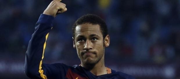 Neymar na berlinda - (crédito: Jornal Correio do Brasil)