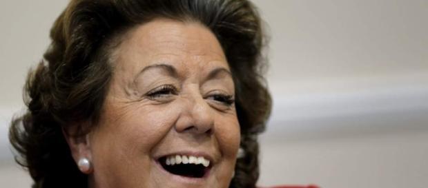 Rita Barberá en los medios de comunicacion