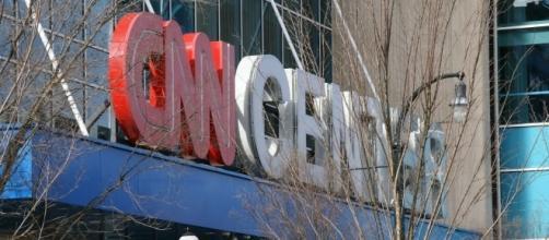 CNN Center in Atlanta, Georgia via Wikimedia Commons