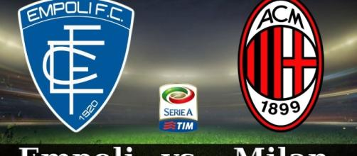Empoli Milan streaming gratis LIVE: come seguire la partita in ... - superscommesse.it
