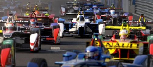 Fórmula E, onde cores chamam mais a atenção do que os sons