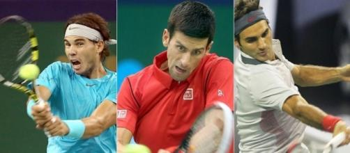 Nadal, Djokovic and Federer Advance to 3rd Round at Shanghai Masters - cri.cn