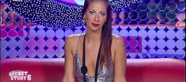 A jovem foi expulsa do concurso SS6 da TVI.