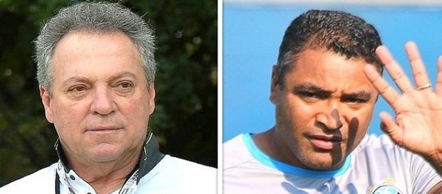 Abel e Roger são os favoritos para dirigir o Fluminense em 2017 (Foto: Globoesporte)