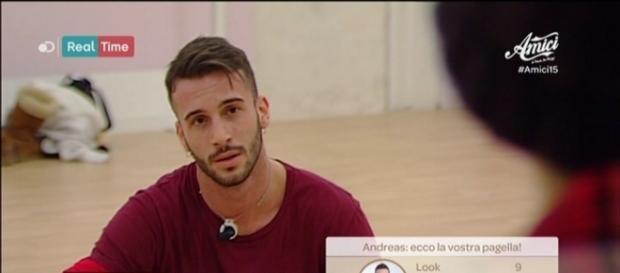 Amici 2016 il ballerino Andreas Muller