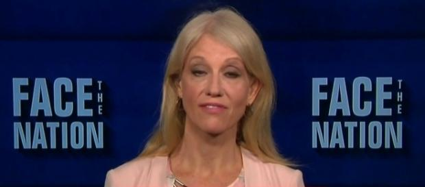 Kellyanne Conway Dodges, Weaves, Lies, Misdirects, And Lies Some ... - joemygod.com