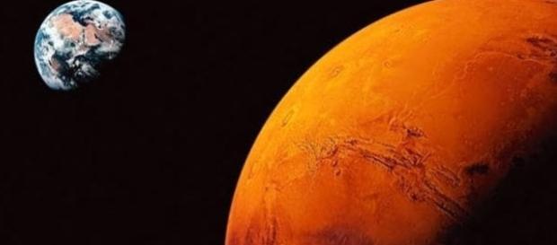 La NASA potrebbe aver scoperto vita aliena su Marte nel 2007