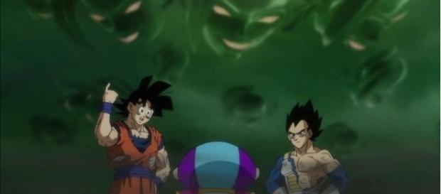The Dragon Ball Super's series reached a new major and surprising record. Wikipedia Photos.