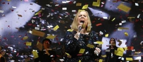 Adele recently ended her 10-month world tour