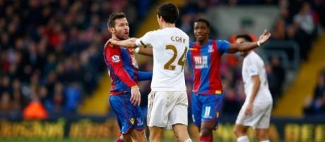 Crystal Palace 0-0 Swansea: Alan Pardew's side extend unbeaten run ... - dailymail.co.uk