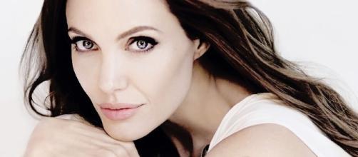 Angelina Jolie dopo la separazione da Brad Pitt