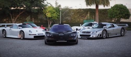 Coleção reúne modelos da Ferrari, Porsche, Pagani, Bugatti McLaren e outras marcas