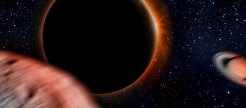 El universo conocido alberga miles de millones de estrellas de diferentes clases