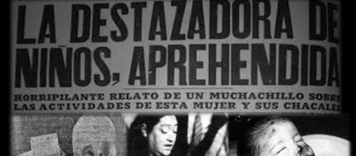 Felícitas Sánchez, la destazadora de niños que nunca pagó por sus abominables crímenes