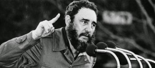 Fidel Castro Ruz Habana años 60