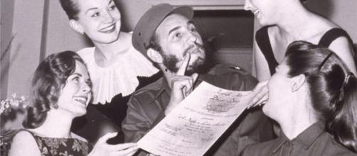 Fidel Castro y sus mujeres: dos esposas y muchas amantes | Metro ... - com.ec