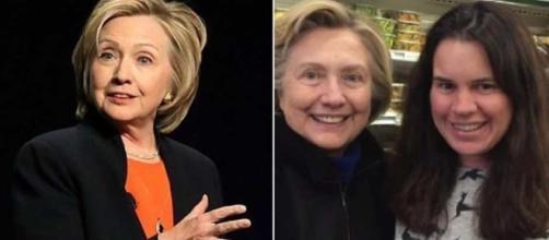 Hillary Clinton, che tracollo dopo la sconfitta: la foto della fan ... - loxc.it