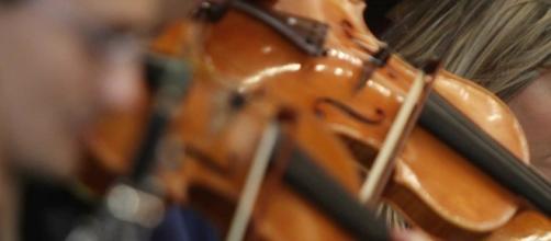 Il nuovo quartetto del Conservatorio dell'aquila