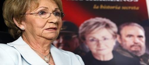 Juanita Castro non andrà ai funerali del fratello Fidel