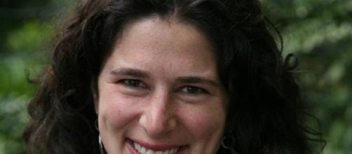 L'autrice del libro, Rebecca Traister.