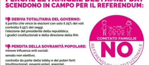 REFERENDUM - Anche a Cantù il Comitato delle famiglie per il No ... - canturino.com