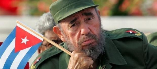 A ilha de Cuba anuncia a morte de Fidel Castro