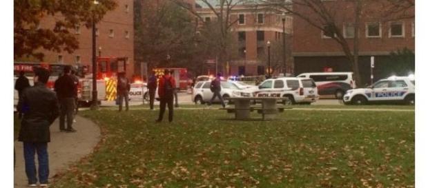 Atirador fere 9 pessoas em Universidade dos Estado Unidos