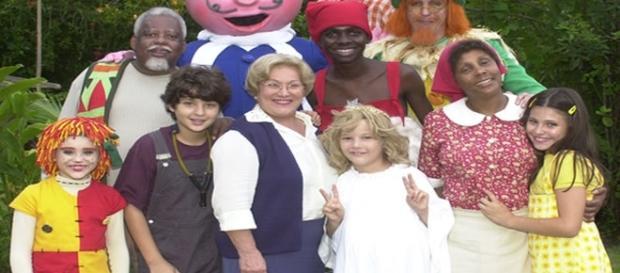 Confira a mudança entre os personagens de 'Sitio do Picapau Amarelo'