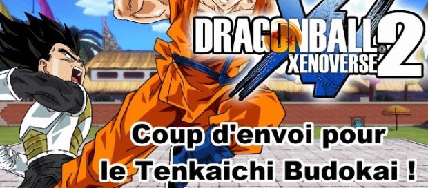 Découvrez le premier Tenkaichi Budokai de Dragon Ball Xenoverse 2 !