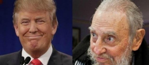 Donald Trump on Fidel Castro, via YouTube
