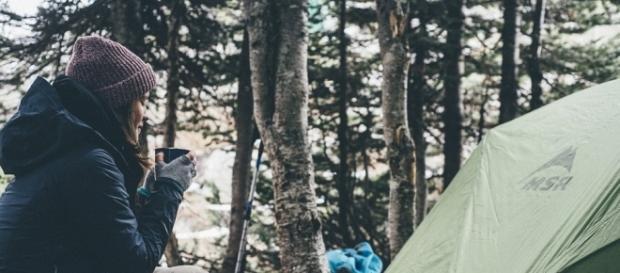 Experiencia de viaje inolvidable, acampando con un amante de la naturaleza