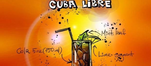 Free illustration: Cuba Libre, Cocktail, Drink - Free Image on ... - pixabay.com