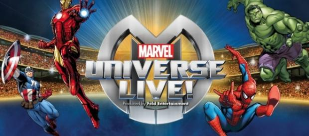 Info biglietti Marvel Universe Live 2016 a Milano - dal 2 al 4 dicembre - icircle.it