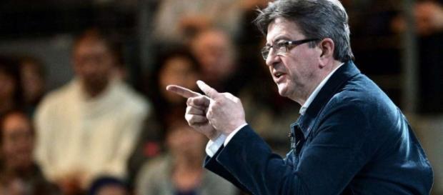 Jean-luc Melenchon soutenu par le Parti Communiste