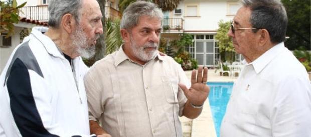 Lula diz que sente que perdeu um irmão mais velho