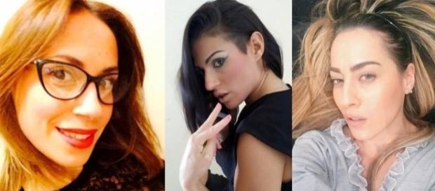 Malena la Pugliese, Serena Rinaldi e Paola Saulino in campo per il referendum